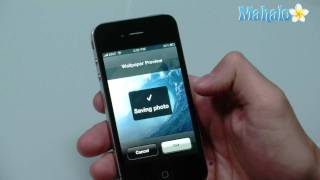 Download How to change wallpaper on iPhone 4 Video