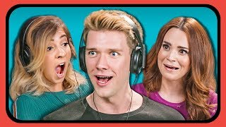 Download YOUTUBERS REACT TO YANNY or LAUREL Video