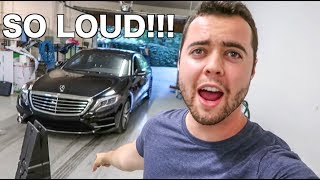 Download Straight Piping My S-Class Was a MISTAKE!!! Video