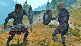 Download Skyrim - Imperial Battle Quotes VS Stormcloak Battle Quotes Video
