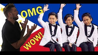 Download REACTING TO TNT BOYS! LITTLE BIG SHOTS! ENGLISH IN THE PHILIPPINES VLOG! Video