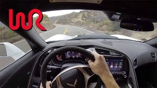 Download 757 Horsepower Callaway Corvette Z06 SC757 - POV Canyon Drive Video