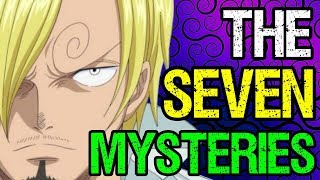 Download ❓ The 7 Mysteries of One Piece ❓ (Not a Serious Video) Video