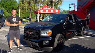 Download Is the 2019 GMC Syclone the performance midsize TRUCK to BUY? Video
