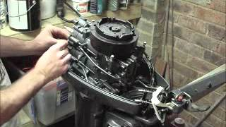 Download Yamaha 15 hp Outboard Video
