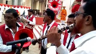 Download Mere Rashke Qamar By Chaush Brass Band Vaijapur Maharashtra (9028161615) Video