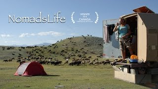 Download 'NomadsLife' - documentary about nomadic tribes Video
