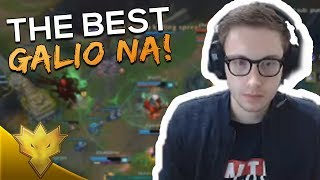 Download TSM Bjergsen - ″THE BEST GALIO NA″ - League of Legends Funny Stream Moments & Highlights Video