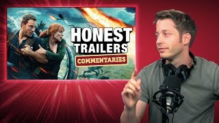Download Honest Trailers Commentary - Jurassic World: Fallen Kingdom Video