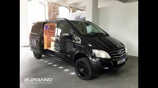 Download Mercedes Benz Viano 3,5 V6 4x4 VIP Edition - Luxury First Class Van Conversion KLASSEN MANUFACTURE Video