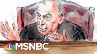 Download Robert Mueller's Prosecutors May Save Gates For Second Paul Manafort Trial | Rachel Maddow | MSNBC Video