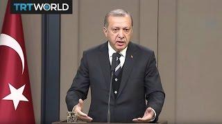 Download Fighting Daesh: Erdogan says no threat against US & Russia in the region Video