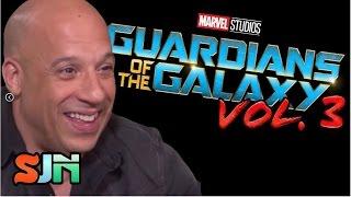 Download Guardians 3: Rocket & Groot Movie Possible After Infinity War, Says Vin Diesel Video