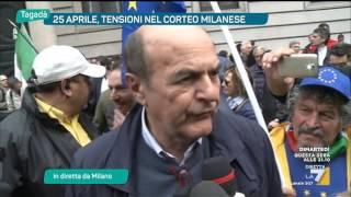 Download Tagadà - 25 aprile, tensioni nel corteo milanese (Puntata 25/04/2017) Video