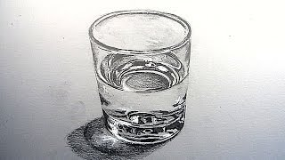 Download How to Draw a Glass of Water Video