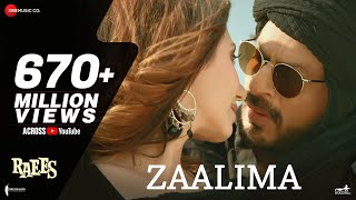 Download Zaalima | Raees | Shah Rukh Khan & Mahira Khan | Arijit Singh & Harshdeep Kaur | JAM8 Video
