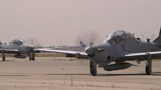 Download How U.S. pilots are helping develop the Afghan Air Force Video