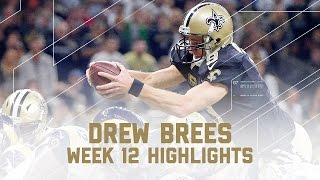 Download Drew Brees' Amazing 4 TD Game! | Rams vs. Saints | NFL Week 12 Player Highlights Video