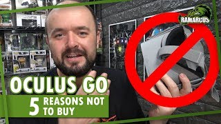 Download Oculus Go // 5 Reasons NOT to buy the Oculus Go! Video