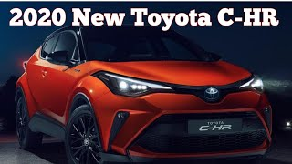 Download 2020 Toyota C-HR First look | 2020 TOYOTA C-HR FACELIFT | 2020 TOYOTA C-HR UNIVELD Video