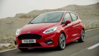 Download 2017 Ford Fiesta ST-Line Video