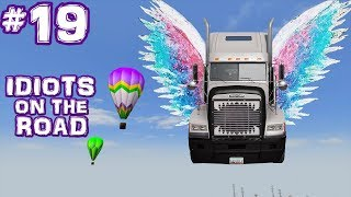 Download American Truck Simulator Multiplayer: Idiots on the Road   Random & Funny Moments   #19 🤒 Video