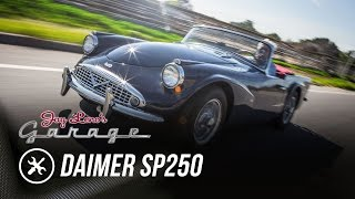 Download 1962 Daimler SP250 - Jay Leno's Garage Video