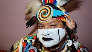 Download Native American Singer/Dancer Mario Sanchez (Redbone) Video