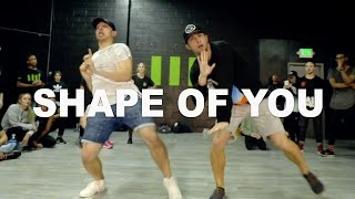 Download ″SHAPE OF YOU″ - Ed Sheeran Dance | @MattSteffanina @PhillipChbeeb Choreography Video