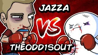 Download JAZZA VS. THEODD1SOUT - It's Time for a REAL Fight!! Video