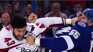 Download Wilson and Coburn exchange a flurry of fists in Game 7 Video