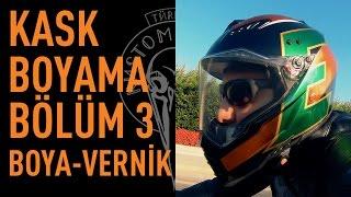 Download Kask Boyama Bölüm 3 | Boya, Vernik Video