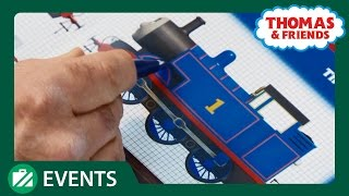 Download Thomas In Macy's Thanksgiving Day Parade! | Events Out with Thomas | Thomas & Friends Video