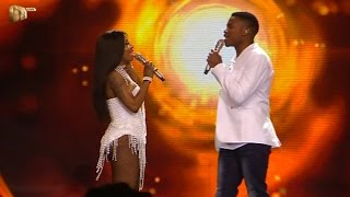 Download Idols SA Season 12 | Finale | Thami and Kelly - Sobabili Video