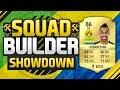 Download FIFA 17 SQUAD BUILDER SHOWDOWN!!! AUBAMEYANG!!! The Fastest Player On Fifa 17 Squad Builder Duel Video