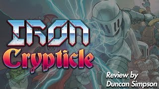 Download Iron Crypticle - Video Review (PS4) Video