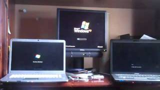Download windows 7 vs windows vista vs windows xp restart test Video