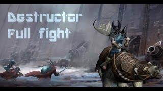 Download Drakensang Online : Destructor - Full fight (New Boss lvl 45) Video