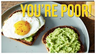 Download Man Says Avocados are Why Millennials are Broke! ft. Megan Batoon & Anthony Lee Video
