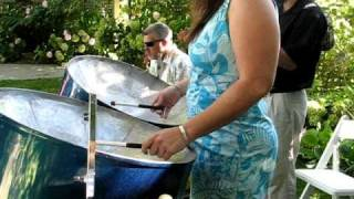 Download Spanish Eyes by Mollee, Nick & Ray - Steel Drum and Ukulele and Cajon.avi Video