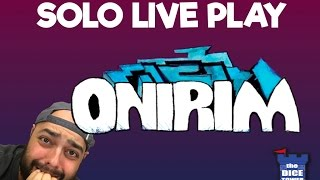 Download Live play of Onirim - with Zee Video