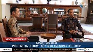 Download AHY Temui Jokowi di Istana Bogor Video