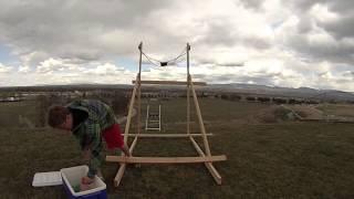 Download 400 Yard Waterballoon Slingshot Video