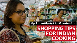 Download Shopping Tips For Indian Cooking   Vanishing Recipes   CNA Insider Video