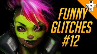 Download Overwatch Funny Glitches, Bugs & Lag Moments #12 - Highlights Montage - SOMBRA HACKED THE GAME Video