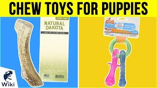 Download 10 Best Chew Toys For Puppies 2019 Video