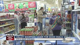Download Toys R Us busy as doors open for Black Friday Video