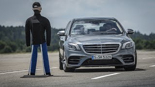 Download 2018 Mercedes S-Class - intelligent Drive Video