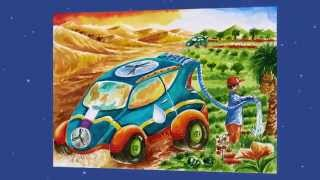 Download 9th Toyota Dream Car Art Contest Collection Video