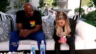 Download Khloe Kardashian and Lamar Odom Give Advice to Rob Kardashian: 'Marriage Ain't Easy' Video